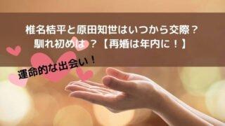 椎名桔平と原田知世はいつから交際で馴れ初めは ?再婚は年内に!